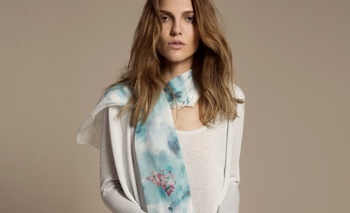 SILK AND CASHMERE